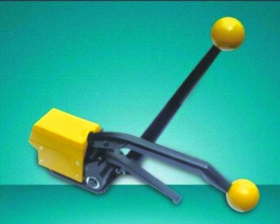 Strapping Tools – Steel Tensioner Sealer 12/15/19mm Black/Yellow 12.08