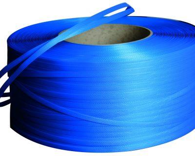 POLYPROPYLENE STRAPPING 12MM X 3000M BLUE 1 ROLL-11.05