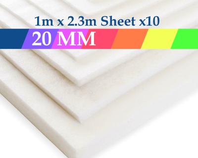 EPE Foam Block 20Mm X 1M X 2.3 M-Epe 20