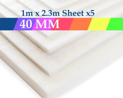 EPE Foam Block 40Mm X 1M X 2.3 M-Epe 40