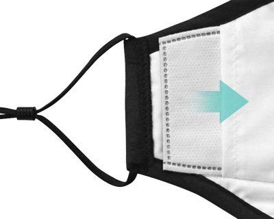 Reusable Cotton Cloth Fabric Face Mask 1 Unit – 31.09