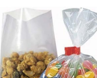 LDPE CLEAR POLY BAGS 1000MMX1500MM 80UM CLEAR 50 BAGS-26.18