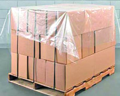 PALLET TOP SHEET LDPE CLEAR 1680X1680 20UM 250 SHEETS/ROLL-PC.003-CLEAR