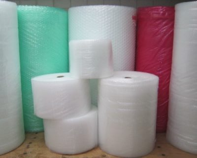 BUBBLE AND POLYFOAM WRAPS