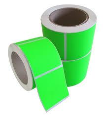 FLURO GREEN PALLET LABEL 150MMX210MM 500/ROLL-L019.GREEN