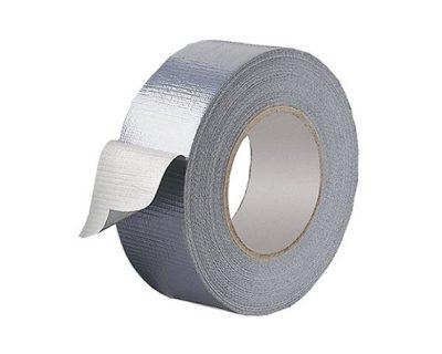 Cloth Tape (Silver) 48mm x 25M 260Um-10.305 SILVER