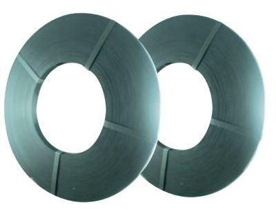 STEEL STRAPPING – 19MM X0.56 RIBBON WOUND STEEL STRAPPING-11.11