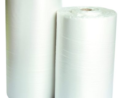 Super Market Plastic Bags HDPE Perforated 250X380 11Um Clear 1500/Roll 6 Rolls/Carton-15.03