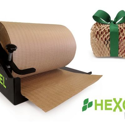 HEXCELWRAP & WINE BOTTLE AIR BUBBLE BAGS