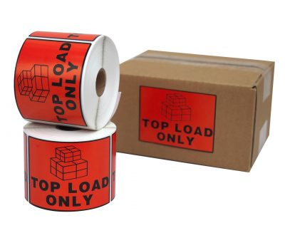TOP LOAD ONLY print TAPE LABEL PERFORATED 72MMX 100MM 500 LABELS/ROLL-9.03