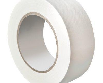 Cloth Tape (White) 48mm x 25M 260Um-10.305 WHITE