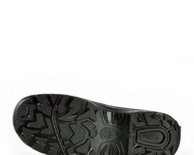 Claret Leather Slip On Non Safety – Bushman NS 805-44405