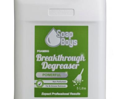 Breakthrough Degreaser 5L-50700