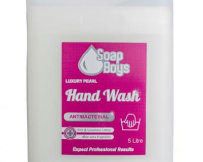 Luxury Pearl Hand Wash Antibacterial 5L-30555