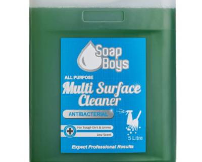 Multi-Surface Cleaner Antibacterial 5L-60555