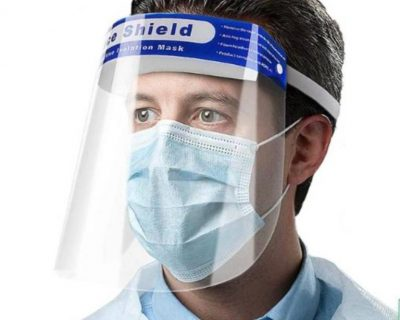 Face Shield 1 Pack of 10 Pieces-31.500.10