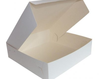 CAKE BOXES, FOAM & KRAFT CLAMS