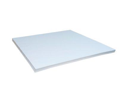 Gloss Hi White, Hi Gloss Shine-90gsm-1000 x 1000mm-10KG/110SHT Per Pack-WNSGLOSS1000X1000