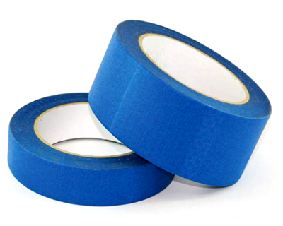 BLUE ADHESIVE PACKAGING TAPE-TAPE 26